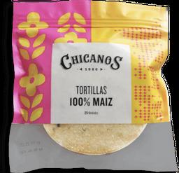 Tortilla de Maiz (20 unidades)