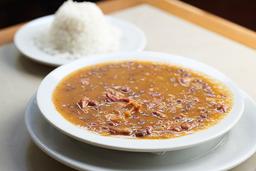 Sopa de Guandul Pequeña