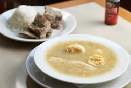 Sopa de Costilla Pequeña