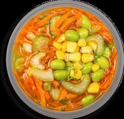 Sopa Vegetales Asiáticos