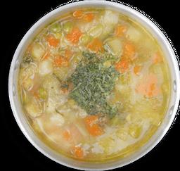 Sopa Campesina de Verduras