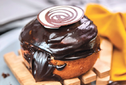 Donut Mousse de Chocolate