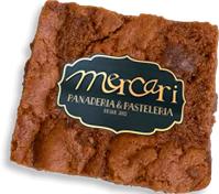 Brownie de Milo Mercari