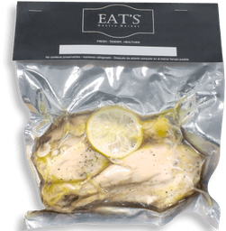 Pollo Orgánico Al Limón