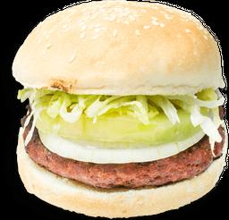 🍔 Hamburguesa De Carne con Todo