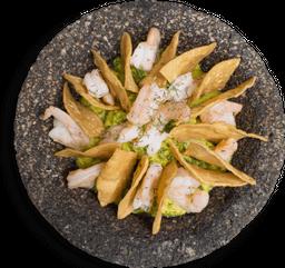 Guacamole Camarones