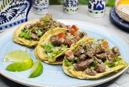 Tacos de Carnitas de Puerco