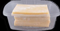 Laminas de pasta lasagna 1lb