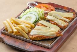 Filete de Pollo Gratinado