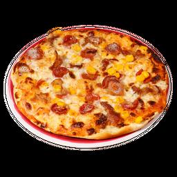 Pizza Ranchera Mediana (8 Porciones)