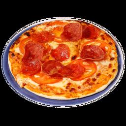 Pizza Napolitana Personal (4 Porciones)