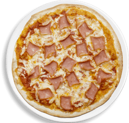 Combo Personal Pizza Jamón