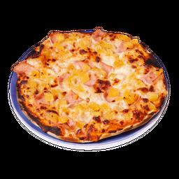 Pizza Hawaiana Mediana (8 Porciones)