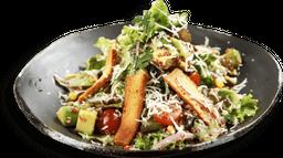 Ensalada con Quinoa y Pollo