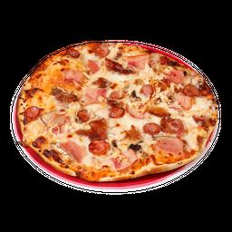 Pizza Super Personal (4 Porciones)