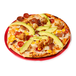 Pizza Paisa Personal (4 Porciones)