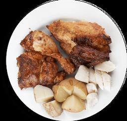 Pollo Asado x 4 Presas