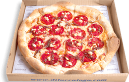 Pizza Chorizo Español