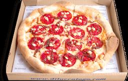 🍕 Pizza Chorizo Español