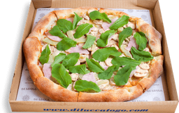 🍕 Pizza del Huerto