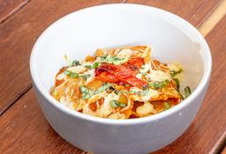 Ravioli Pollo Parmesano