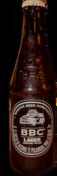 Cerveza BBC Lager