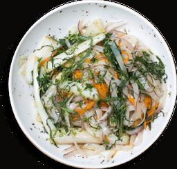 Noodles al Wok Vegetarianos