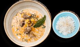 Curry Rojo de lomo de Res