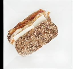 Sándwich Ratatouille de Pollo