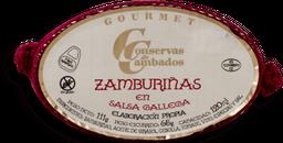 Zamburiñas
