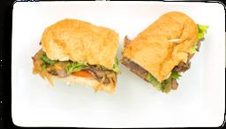 Sándwich de Pastrami de Pavo