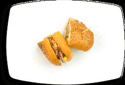 Corned Beef Sándwich con la Receta de la Abuela