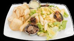 Rappi Burger Salad