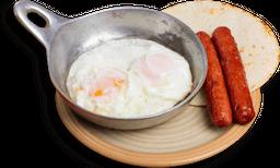 Huevos Vaqueros🌭🍳🌭
