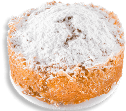 Torta de Santiago mini para 1-2 personas