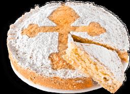 Torta de Santiago grande para 12-14 personas