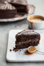 Verdadera Torta de Chocolate