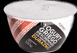Yogurt Griego TOSTAO' de Durazno