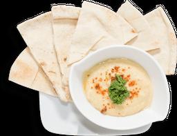 Hummus + Pan Árabe