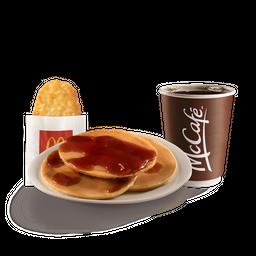 Combo Pancakes con Hash Brown™