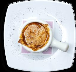 Sopa De Cebolla Francesa al Gratin