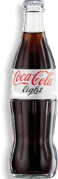 Gaseosa Coca Cola Sabor Ligero de 300 ml