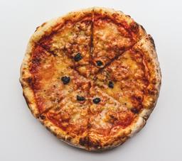 Pizza Trufada Tres Quesos