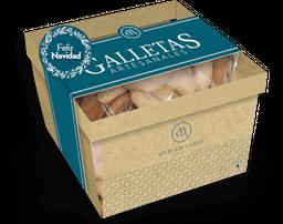 🍪 Galletas Artesanales en Canastilla