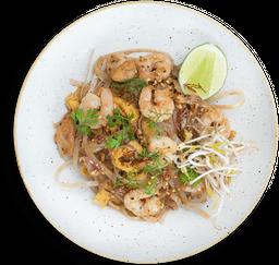 Fideos Pad Thai