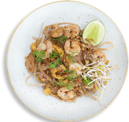 🍝 Pad Thai Vegetariano