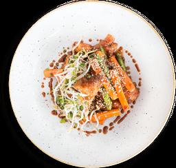 🍲 Pollo en salsa de Naranja
