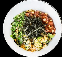 🍲 Poke bowl salmón