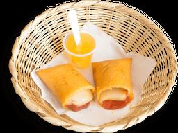 Empanada De Bocadillo