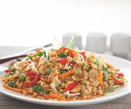 Arroz Chino Vegetariano